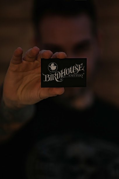 BirdHouse Tattoo foto principal del estudio