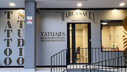 Marca Sacra Tattoo Studio foto principal del estudio