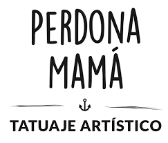 Perdona Mamá tatuaje artístico Madrid